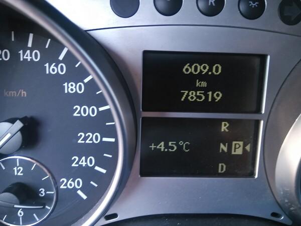 1#6099 Veicolo Mercedes ML 420 in vendita - foto 7