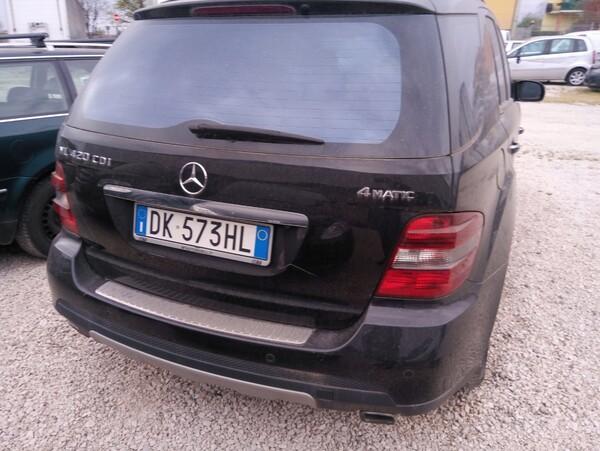1#6099 Veicolo Mercedes ML 420 in vendita - foto 8
