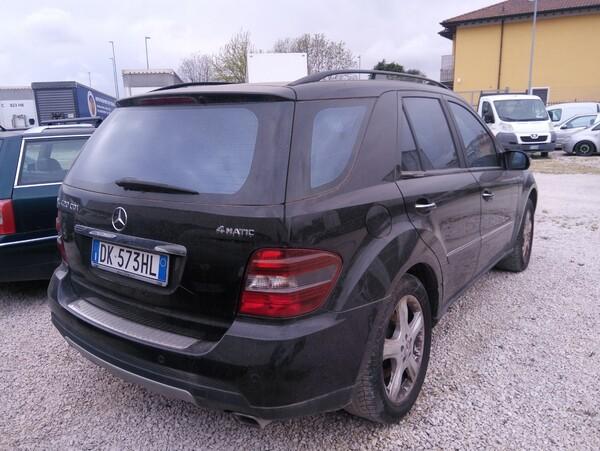 1#6099 Veicolo Mercedes ML 420 in vendita - foto 10