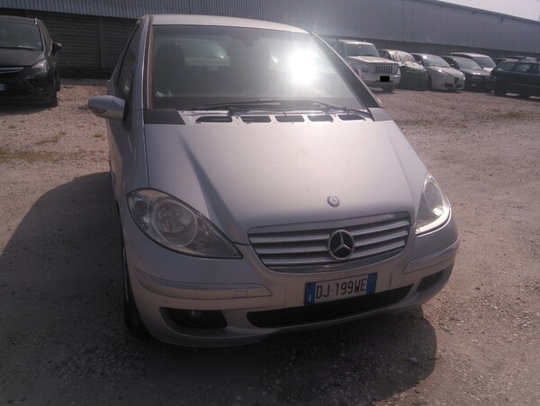 2#6099 Veicolo Mercedes A170 Elegance in vendita - foto 14