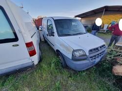 Automobile Fiat Doblò