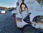 Bobcat mini shovel - Lot 7 (Auction 6105)