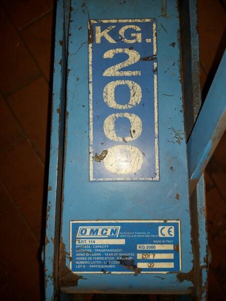 1#6107 Attrezzature da officina e gomme Michelin in vendita - foto 63