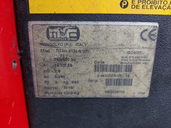 1#6107 Attrezzature da officina e gomme Michelin in vendita - foto 78
