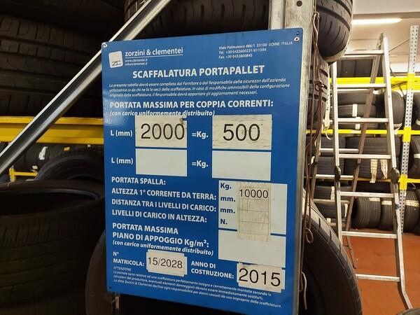 1#6107 Attrezzature da officina e gomme Michelin in vendita - foto 85