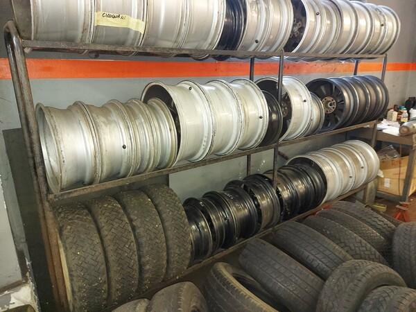 1#6107 Attrezzature da officina e gomme Michelin in vendita - foto 91