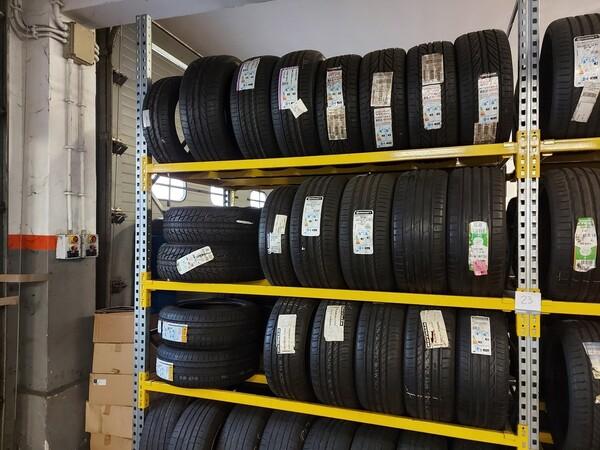 1#6107 Attrezzature da officina e gomme Michelin in vendita - foto 103