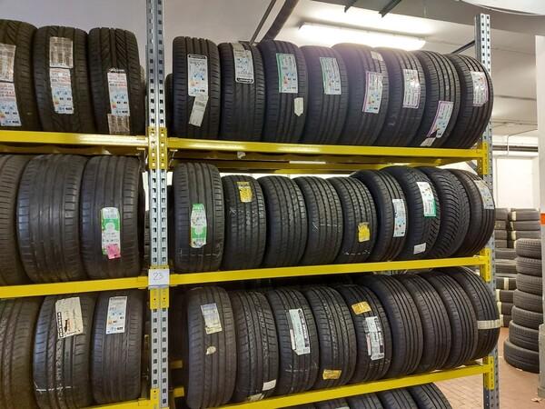 1#6107 Attrezzature da officina e gomme Michelin in vendita - foto 104