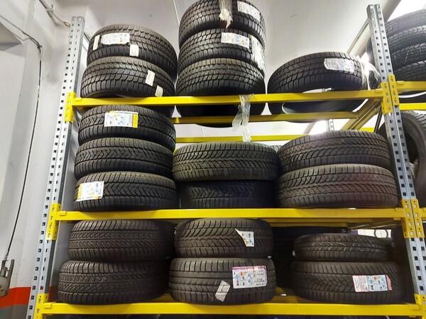 1#6107 Attrezzature da officina e gomme Michelin in vendita - foto 105