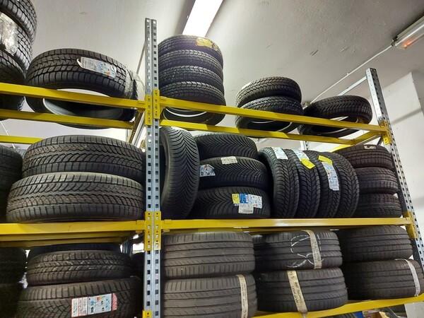 1#6107 Attrezzature da officina e gomme Michelin in vendita - foto 106