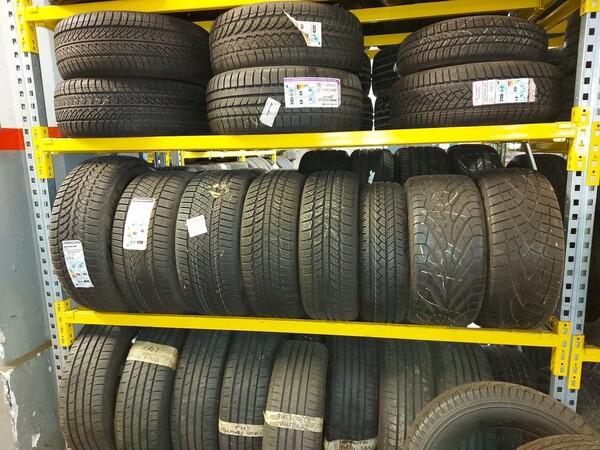 1#6107 Attrezzature da officina e gomme Michelin in vendita - foto 107