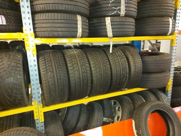 1#6107 Attrezzature da officina e gomme Michelin in vendita - foto 108
