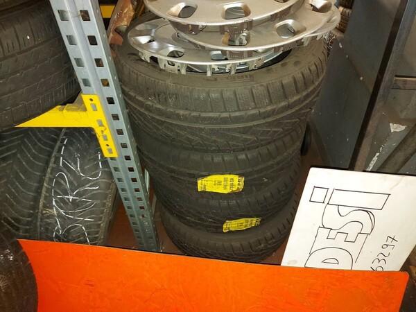 1#6107 Attrezzature da officina e gomme Michelin in vendita - foto 109