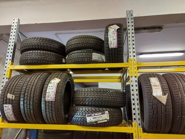 1#6107 Attrezzature da officina e gomme Michelin in vendita - foto 110