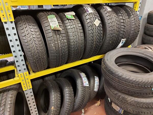 1#6107 Attrezzature da officina e gomme Michelin in vendita - foto 114