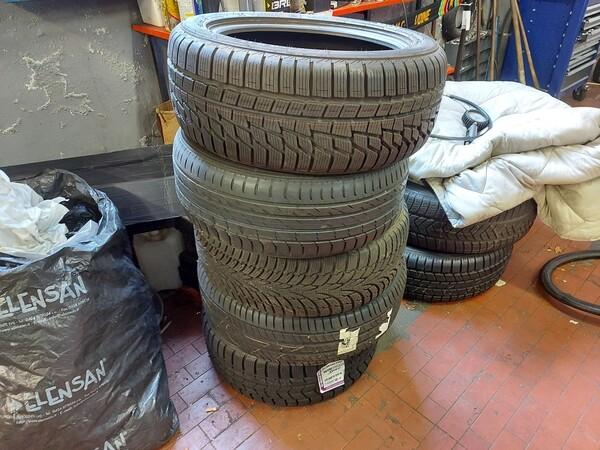 1#6107 Attrezzature da officina e gomme Michelin in vendita - foto 115