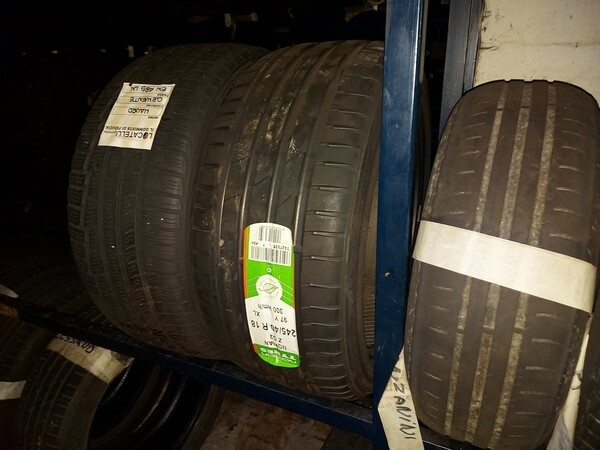1#6107 Attrezzature da officina e gomme Michelin in vendita - foto 118