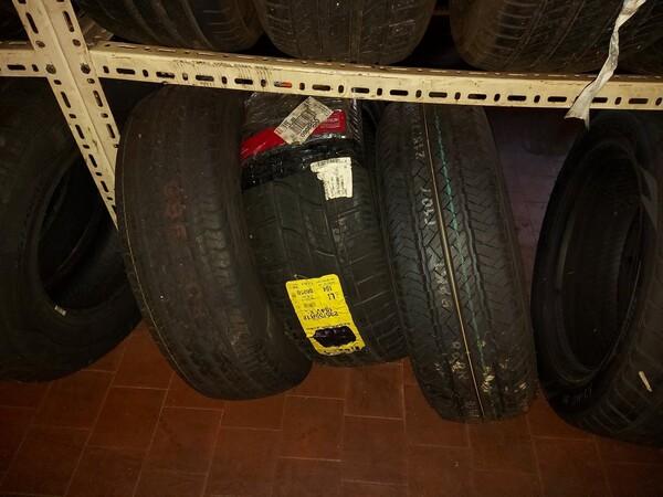 1#6107 Attrezzature da officina e gomme Michelin in vendita - foto 122