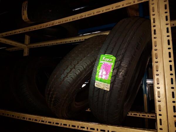 1#6107 Attrezzature da officina e gomme Michelin in vendita - foto 125