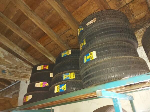 1#6107 Attrezzature da officina e gomme Michelin in vendita - foto 131