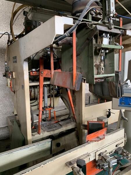 18#6109 Impianto per confezionamento sacchi Paglierani in vendita - foto 8