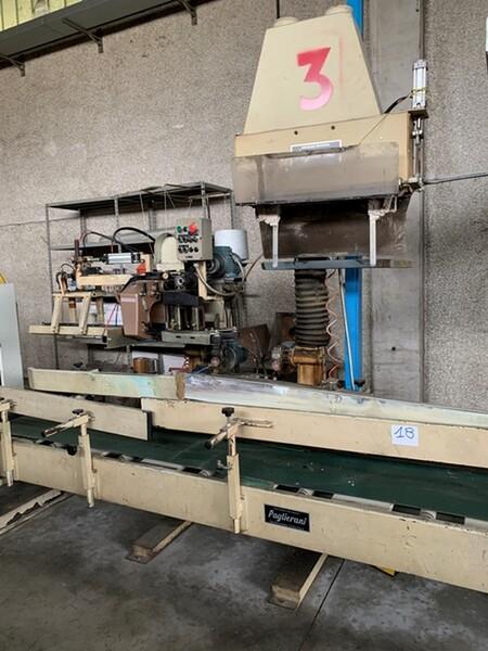 18#6109 Impianto per confezionamento sacchi Paglierani in vendita - foto 18