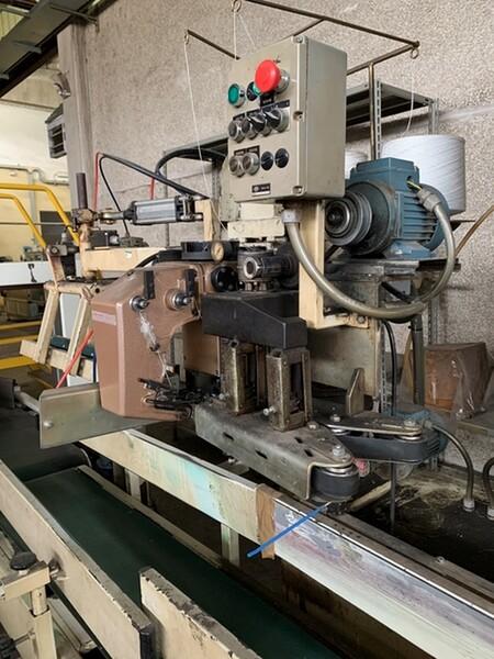 18#6109 Impianto per confezionamento sacchi Paglierani in vendita - foto 22