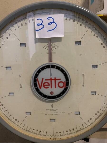 33#6109 Bilancia Vetta Alfa Bilici in vendita - foto 5