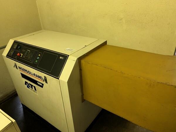 40#6109 Compressore Ingersoll-rand in vendita - foto 1