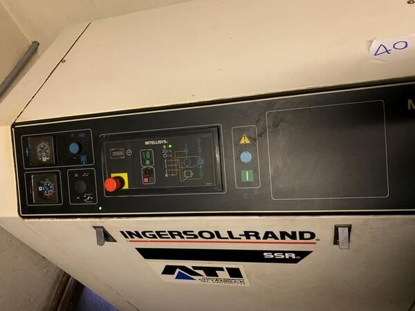 40#6109 Compressore Ingersoll-rand in vendita - foto 2