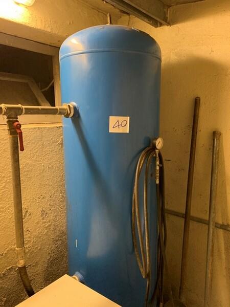 40#6109 Compressore Ingersoll-rand in vendita - foto 7