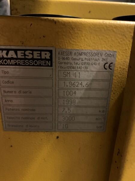 41#6109 Compressore Kaeser in vendita - foto 5