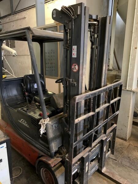 44#6109 Carrello elevatore in vendita - foto 3