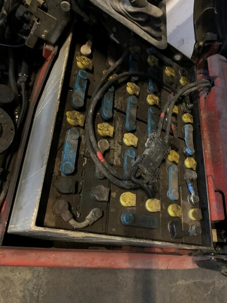 44#6109 Carrello elevatore in vendita - foto 11