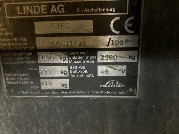 44#6109 Carrello elevatore in vendita - foto 13