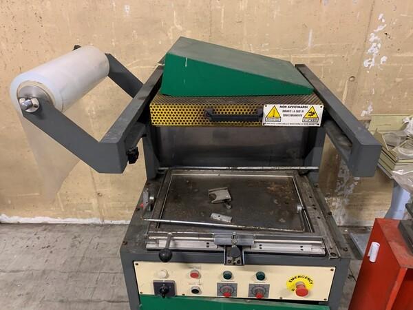 50#6109 Confezionatrice MCz Automazioni in vendita - foto 7