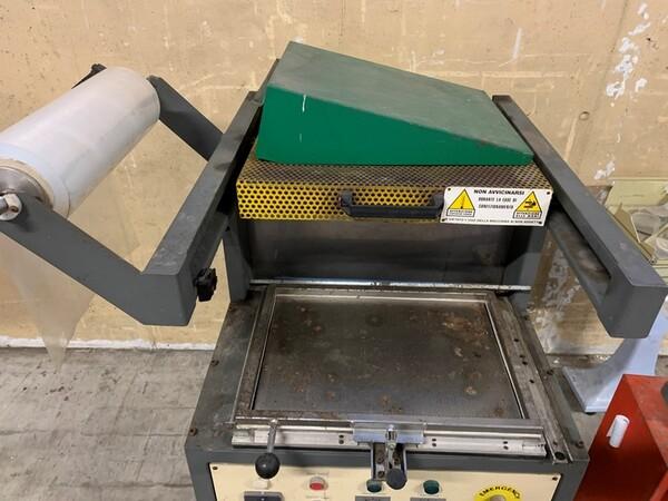 50#6109 Confezionatrice MCz Automazioni in vendita - foto 8