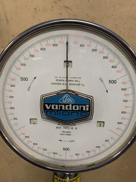 51#6109 Bilancia Vandoni in vendita - foto 2