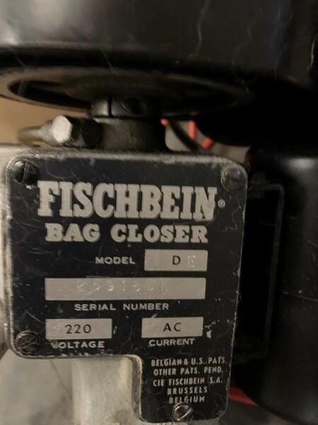 55#6109 Cucitrice Fischbein in vendita - foto 4