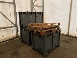 Big Bags plastic boxes - Lote 70 (Subasta 6109)