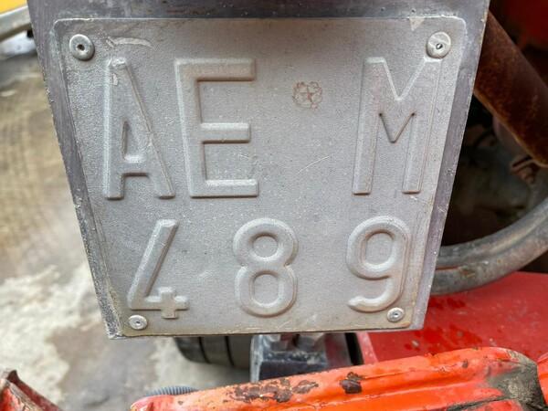 1#6111 Telescopico Manitou in vendita - foto 5