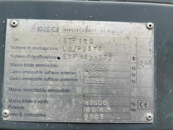 3#6111 Telescopico Dieci in vendita - foto 2