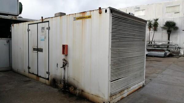 5#6112 Gruppo elettrogeno Caterpillar in vendita - foto 3