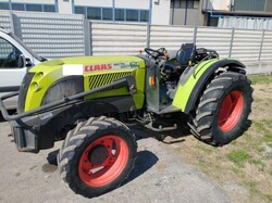Claas agricultural tractor and rototerra Meritano - Lot 0 (Auction 6113)
