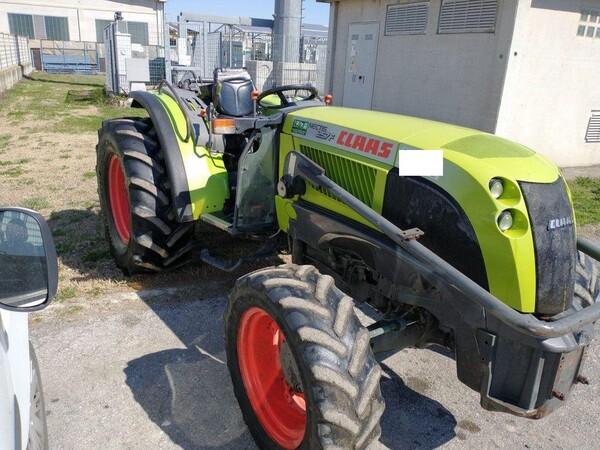 1#6113 Trattore agricolo Claas in vendita - foto 4