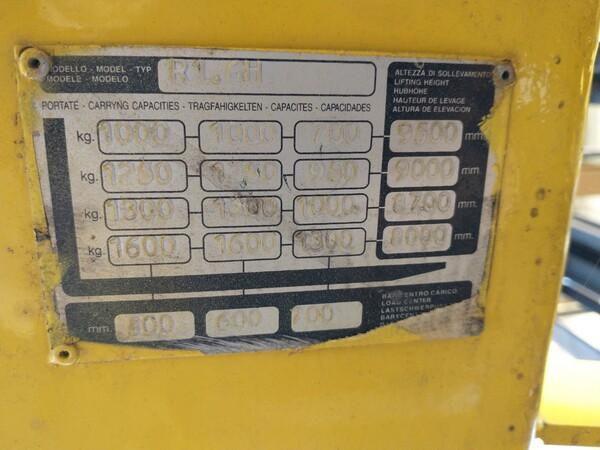 4#6113 Carrello elevatore Hyster in vendita - foto 5
