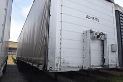 Lamberet semi trailer - Lot 23 (Auction 6115)