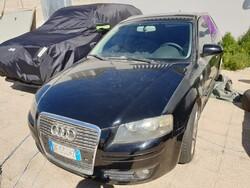 Autovettura Audi A3 - Lotto 12 (Asta 6117)