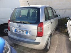 Autovettura Fiat Idea - Lotto 13 (Asta 6117)