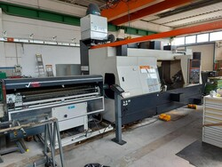 Mazak turning milling centers and machining equipment - Lot 1 (Auction 6118)